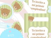 Freebies Imprimibles: Primer Cumple!