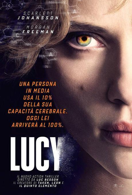 Lucy poster españa