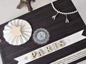 Álbum Scrapbooking París