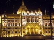 Rincones Budapest (II) parlamento iluminado