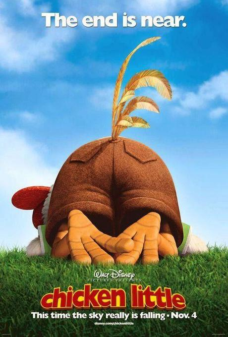 Diario Disney 46: 'Chicken Little'