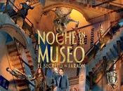 "Primer trailer español ""noche museo: secreto faraón"