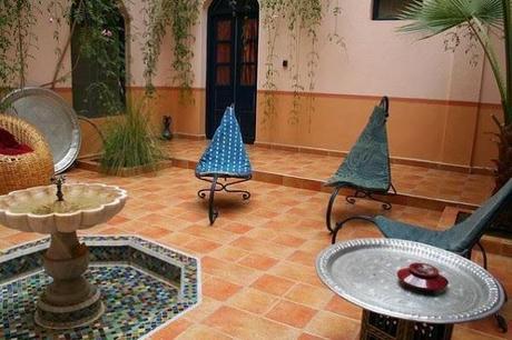 El Riad, un alojamiento para disfrutar del Marruecos más tradicional