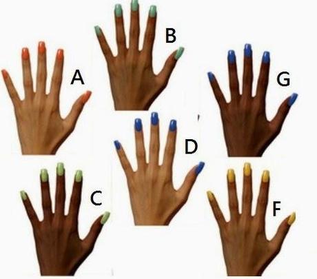 Color De Uñas Para Manos Morenas Paperblog