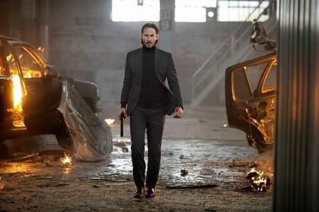 Primer Vistazo De Keanu Reeves En La Película John Wick