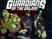 serie animada Guardianes Galaxia está confirmada