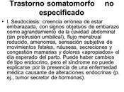 Trastorno somatomorfo especificado