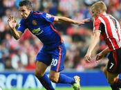 repetirá sucedido Moyes? Manchester United empata Sunderland