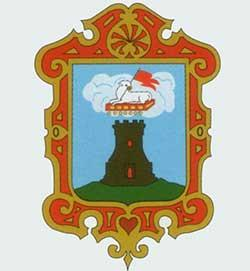 escudo huamanga colonia peru