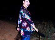 Kimono Floral Oasap.
