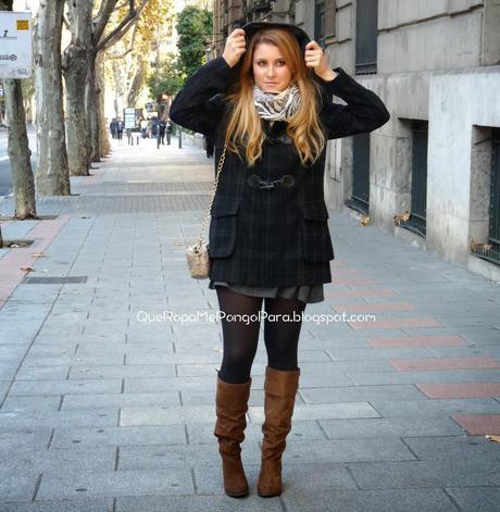 Que ropa me pongo en invierno - 4 outfits para clima frio - Paperblog