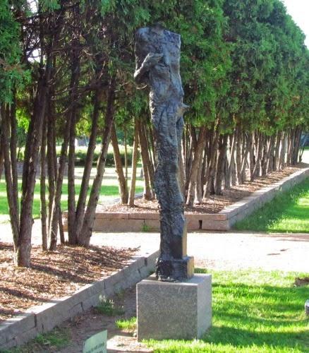 Jard n de las esculturas minneapolis usa paperblog - Esculturas para jardines ...