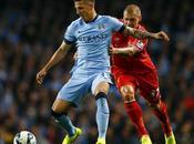 Etihad Stadium, Manchester City derrotó Liverpool