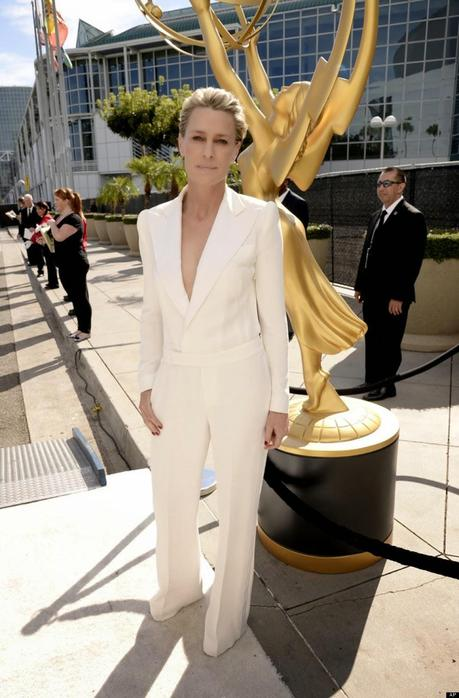 Robin Wright by Ralph Lauren