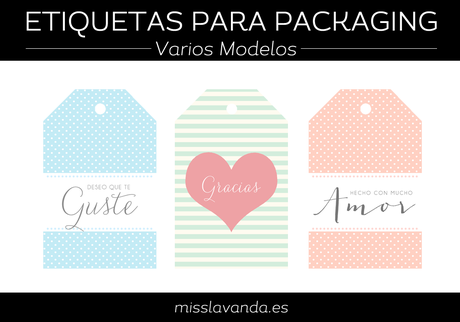 etiquetas regalos packaging descarga gratis freebies