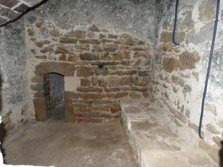Celda de la antigua prision
