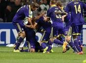 Tras ausencia tres años, Maribor vuelve fase grupos Champions