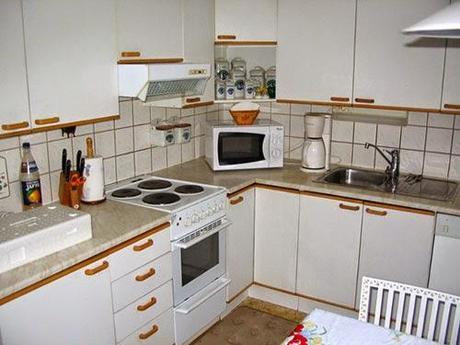 antes y despu s como renovar una cocina antigua paperblog