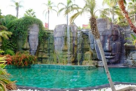 Recordando asia gardens hotel thai spa lujo asi tico - Hotel asiatico benidorm ...
