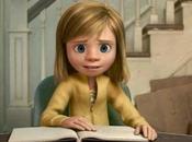 """Primera imagen riley """"inside out"""" nuevo disney pixar"""