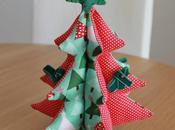 Arbolito navideño tela!!