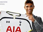 Tottenham presentó argentino Federico Fazio