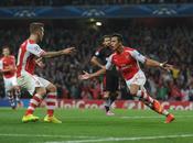 Alexis pase fase grupos Arsenal