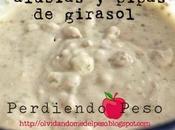 Bizcocho Chocolate Salvado/Hummus alubias pipas girasol