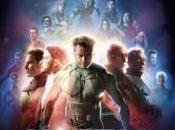 Múltiples diseños para Centinelas X-Men: Días Futuro Pasado