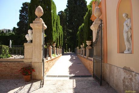 Palacete y jardin de monforte valencia paperblog for Jardines de monforte valencia