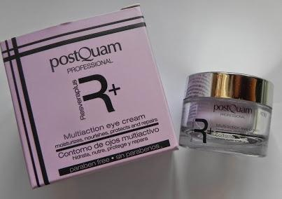 Contorno de ojos Postquam Multiaction: Review