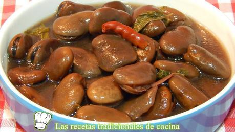 Recetas con legumbres paperblog - Como cocinar alubias pintas ...