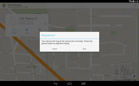 Seguridad para su smartphone Android