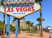 "Cómo emblemático ""Welcome Fabulous Vegas"""