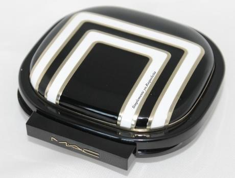 MAC Stroke Of Midnight Eye Compact Warm