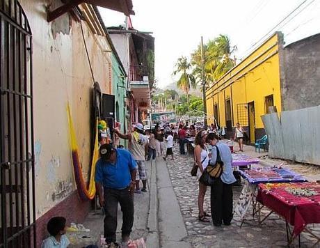 Ciudad de Copán. Honduras