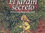 jardín secreto Frances Hodgson Burnett