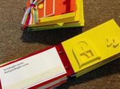 Impresión utilizada para hacer libros niños discapacidad visual