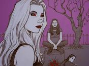 Rachel Rising, Terry Moore. Zombis brujas asimilados