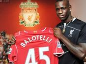 Fichajes 2014: Mario Balotelli Liverpool