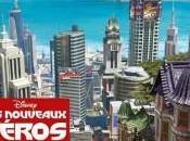 Nuevo anuncio para Héroes centrado Baymax