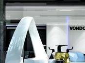 A-cero diseña showroom vondom shangai