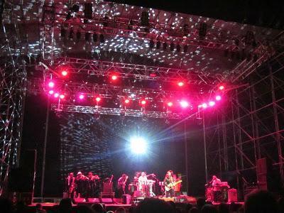 En concierto... Marlango y Jorge Drexler