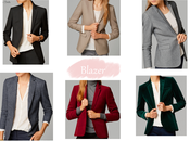 Clásicos renovados..... blazer