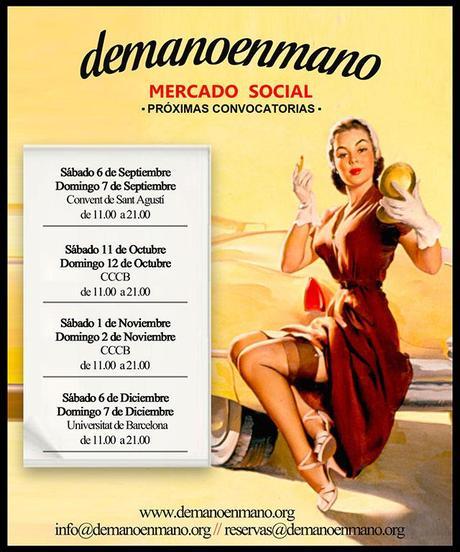 Venta de ropa vintage y segunda mano en barcelona - Mercadillo de segunda mano barcelona ...