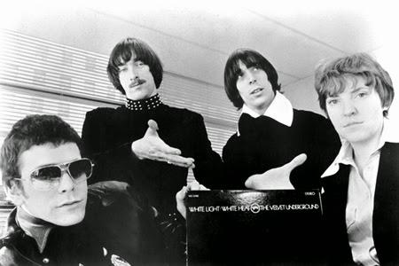 El Clásico Ecos de la semana: White Light / White Heat (The Velvet Underground) 1968