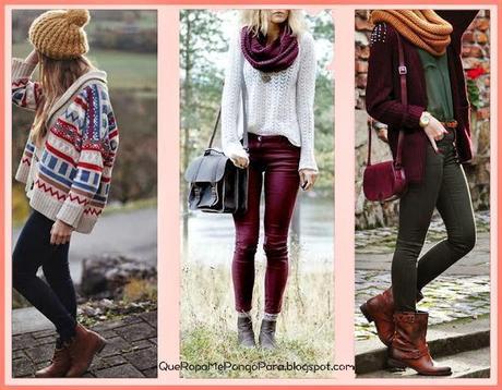 OUTFITS DE INVIERNO PARA IR A LA UNIVERSIDAD - Que ropa me pongo para invierno - Paperblog