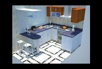 7 consejos para decorar cocinas peque as paperblog for Cocinas pequenas para apartamentos tipo estudio