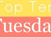 Tuesday: Personajes sentaría comer