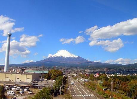 El monte fuji (富士山)